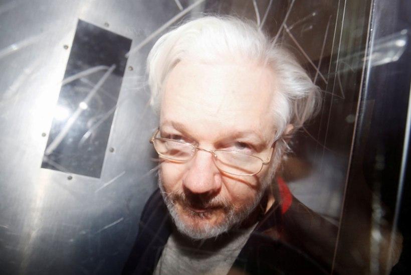 KAALUL ON VILEPUHUJA SAATUS: Londonis hakkas kohus arutama Julian Assange´i USA-le väljaandmist