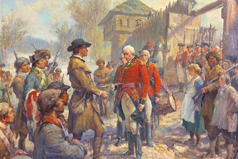 MINEVIKUHETK   25. veebruar: britid loovutasid Ameerikas olulise pidepunkti