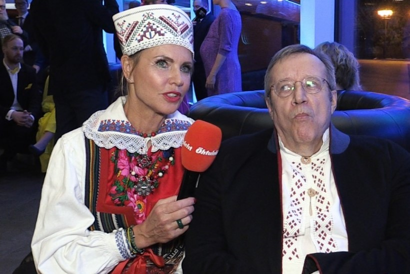 ÕL VIDEO | Toomas Hendrik Ilvesega läks lindude teemal Eesti sünnipäevapeol tuliseks vaidluseks
