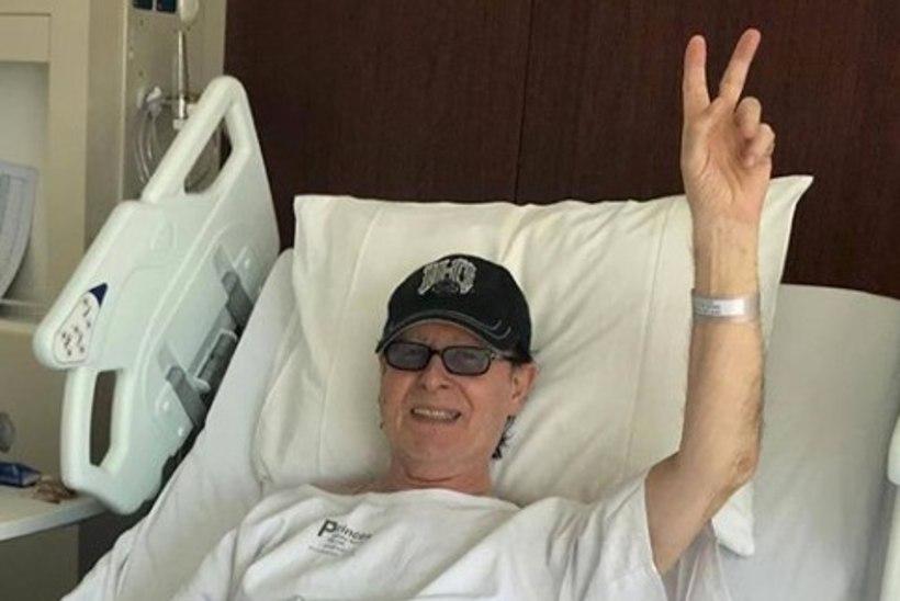 Scorpionsi laulja viidi Austraalias hirmsate valude tõttu haiglasse