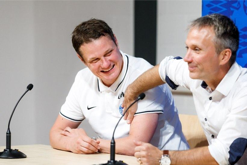 INTERVJUU | Andres Oper: tahaksin ühel hetkel olla Eesti koondise peatreener