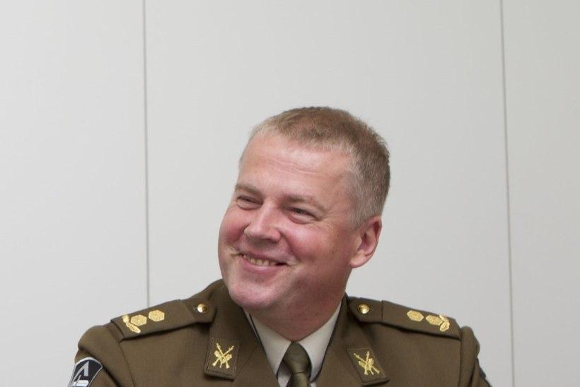 """Eesti kaitseliitu juhib templirüütel! Ta on veendunud: """"Selles ei ole midagi taunitavat."""""""