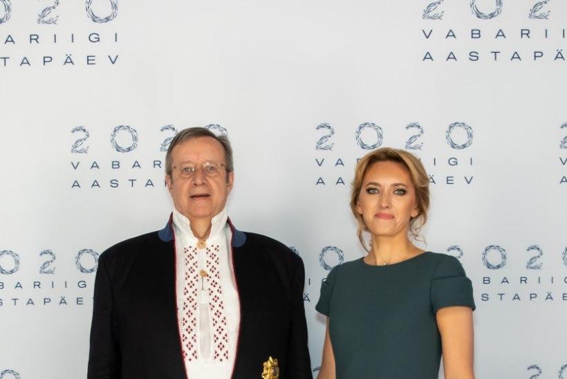 GALERII | KÕIK ON KOHAL! Suurim ja parim ülevaade külalistest, kes särasid presidendi vastuvõtul