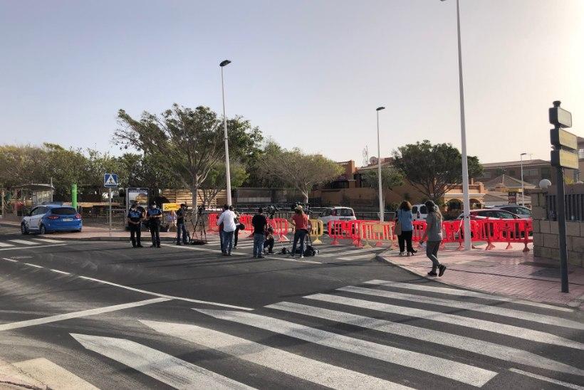 FOTOD | Eestlane Tenerifel: kohalikud on väga rahulikud, aga kodumaine ajakirjandus on mitmed Eesti turistid ära hirmutanud