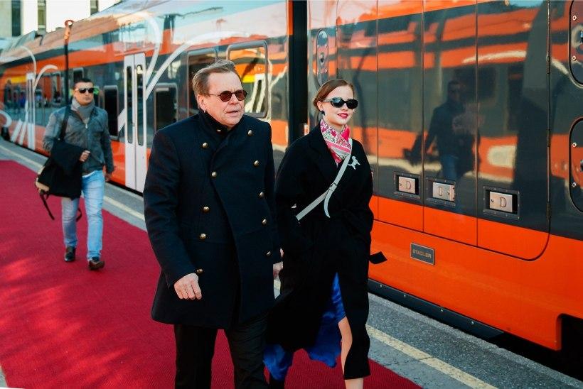 Jaanus Nõgisto käis presidendi vastuvõtul baleriinist tütrega: üksi ei tahtnud ma sinna tõesti minna!