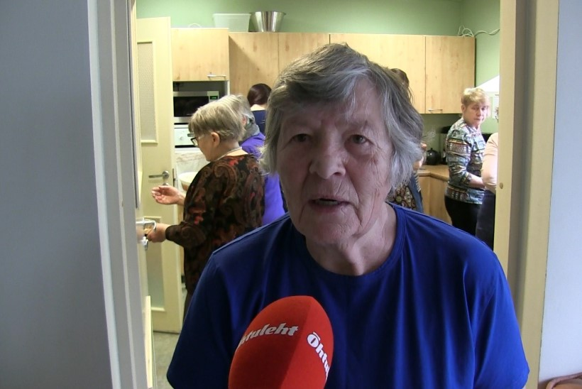 ÕL VIDEO | Mis vägi paneb küpses eas prouad õppima tervislike toitude kokkamist?