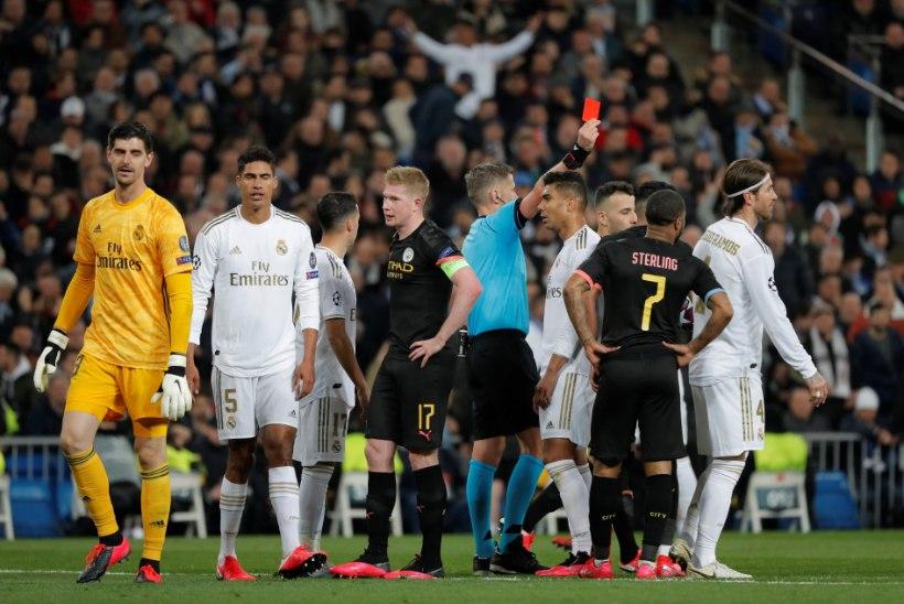 MEISTRITE LIIGA | Autsaider Lyon üllatas Juventust, Real lagunes City vastu