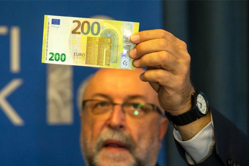 Eesti Pank   Koroonaviirus pole europangatähtede kaudu levinud