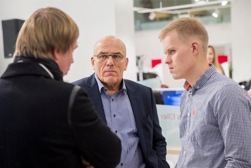 Oleg Gross tõmbab Rally Estonia saagale peagi joone alla
