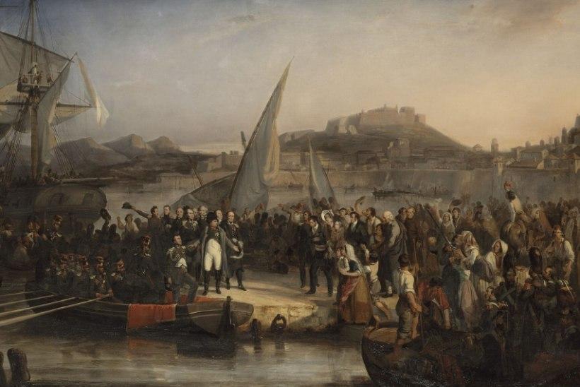 MINEVIKUHETK | 26. veebruar: Napoleon põgenes Elba saarelt
