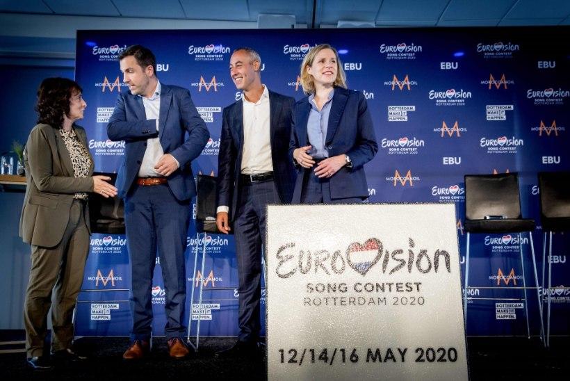 Eurovision võib koroonaviiruse tõttu ära jääda?!