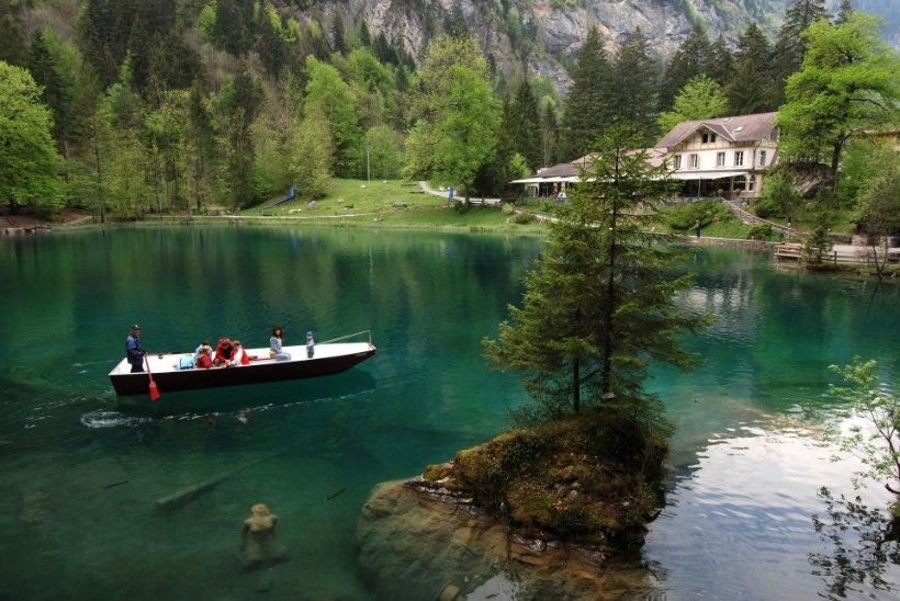 ELU POMMI OTSAS: Šveitsi külarahvas peab vähemalt aastakümneks evakueeruma