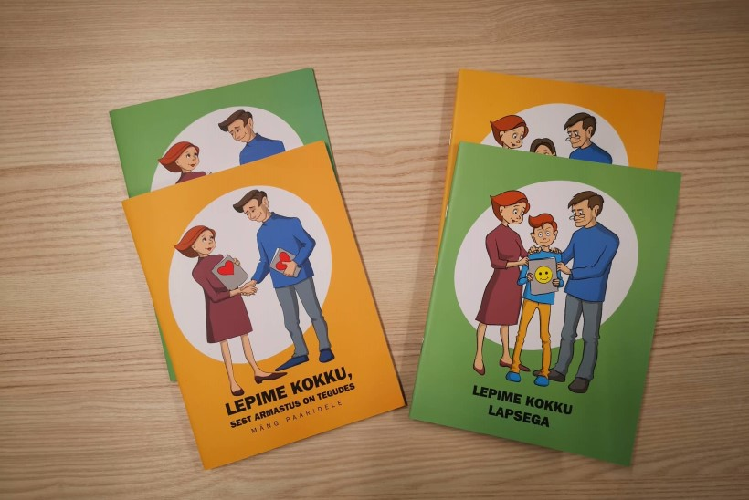 See raamat aitab soiku vajunud suhtesse särtsu tuua!