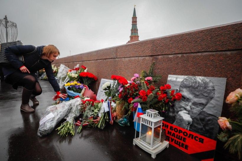 VIIS AASTAT HILJEM: Boriss Nemtsovi tapmise asjaolud on siiani segased