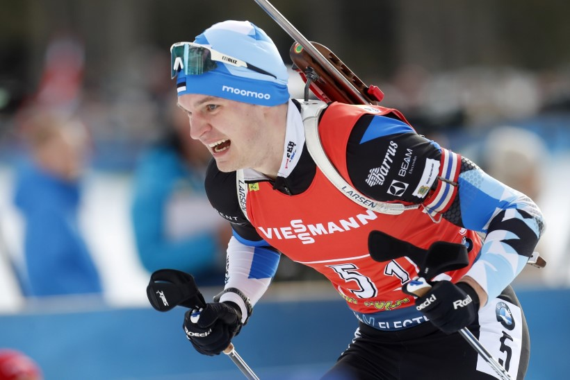 Pikalt medalikonkurentsis püsinud Eesti koondis teenis EMil segateatesõidus kuuenda koha