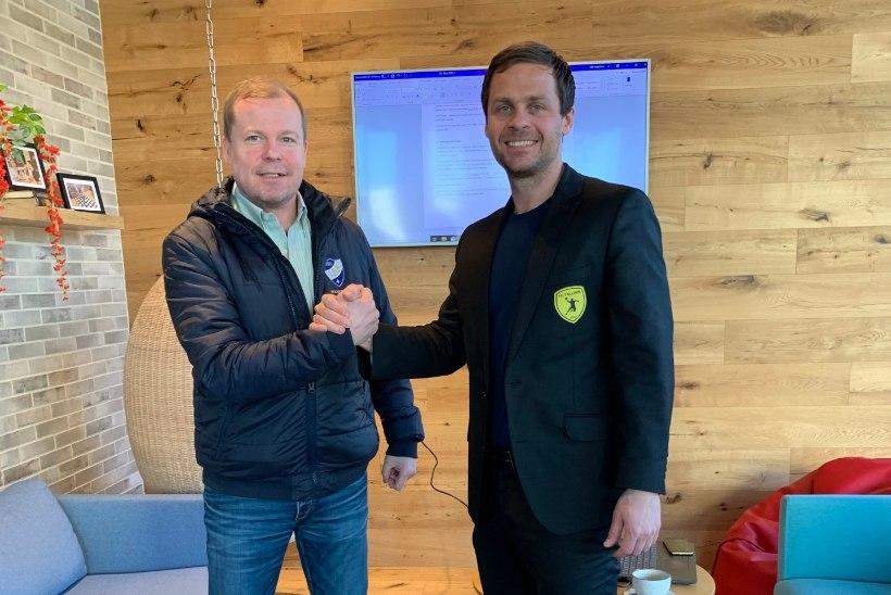 PÕNEV! Eesti käsipalliklubi pürib Soome meistrivõistlustele