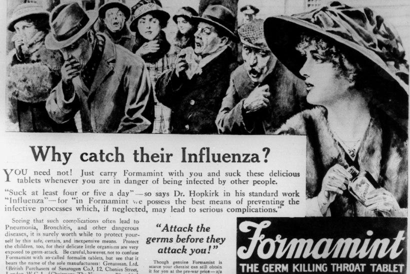 Hispaania gripp – pandeemia, mis nõudis ligi 50 miljonit inimelu