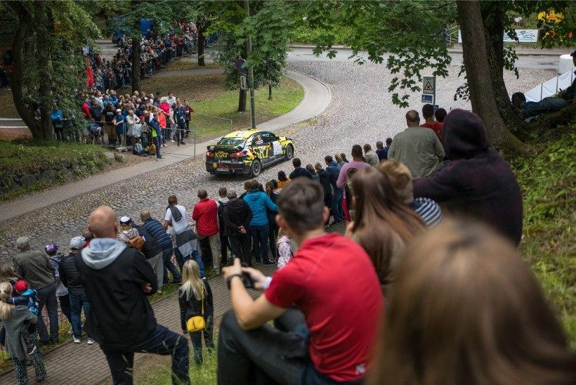 Autospordiliidu esindaja Rally Estonia saagast: kellegi kõrvu siit tagant otsida ei maksa