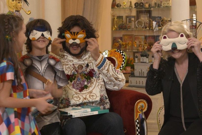 Venemaa popikuningas Filipp Kirkorov armastusest Uku Suviste vastu: ta on erakordne artist ja laulja