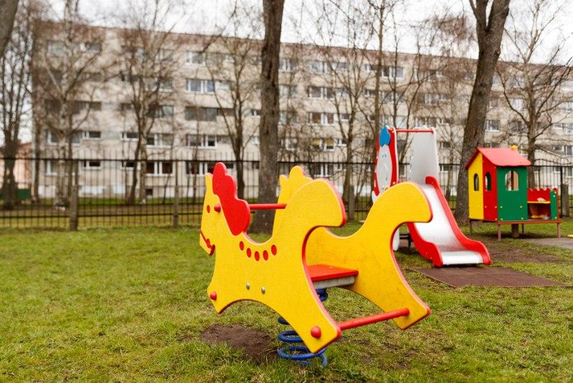 Lasteaiad: vanemad ei paanitse koroonaviiruse pärast