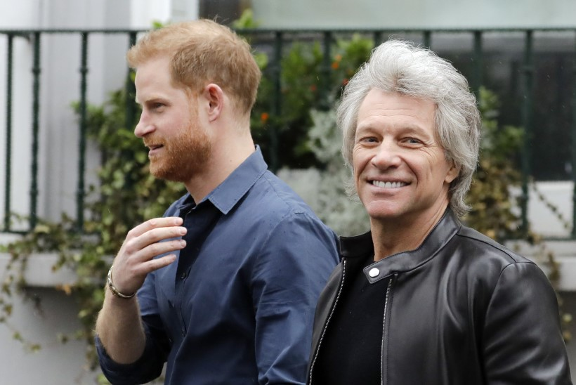 VIDEO | Prints Harry ja Bon Jovi salvestasid ühist singlit!