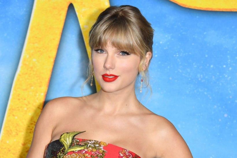 Taylor Swift klaarib oma videos arveid mitme kuulsa mehega