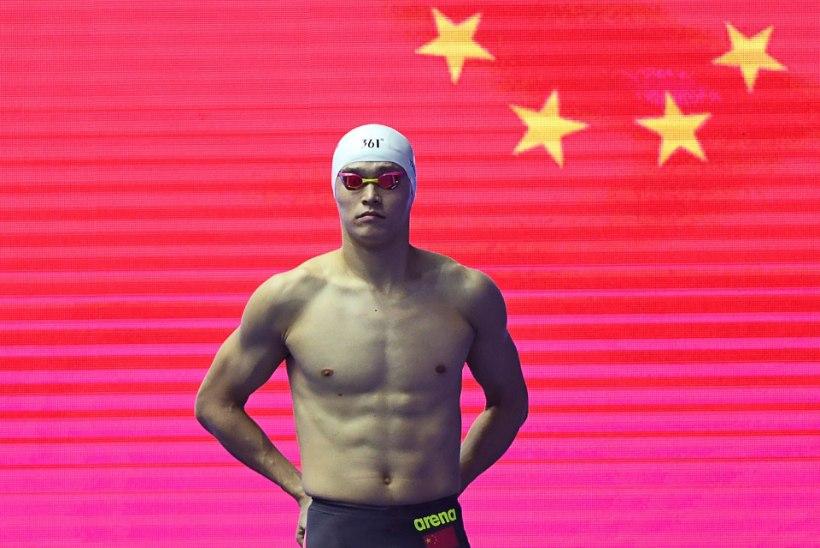 Haamriga dopinguproovid lõhkunud kolmekordne olümpiavõitja sai väga pika võistluskeelu