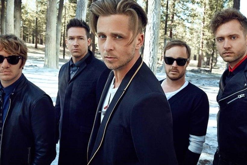 Ameerika pop-rokk bänd OneRepublic esineb Eestis