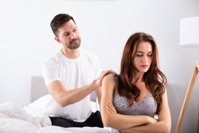 Miks täies elujõus mehed seksipõuas virelevad?