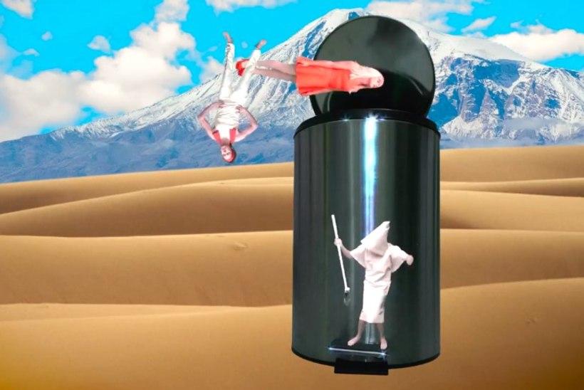 VIDEO | Püha müristus! Meisterjaan avaldas eriti sürreaalse lühifilmi