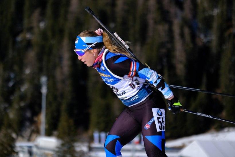 TUBLI! Johanna Talihärm lõpetas sprindi 13. kohal, võit rootslannale