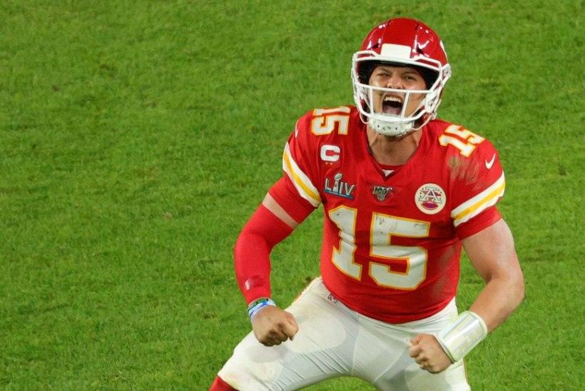 VIDEO | PÕNEV SUPER BOWL! Järgmiseks Tom Brady'ks tituleeritud Patrick Mahomes vedas Chiefsi viimasel veerandil 10punktilisest kaotusseisust võiduni