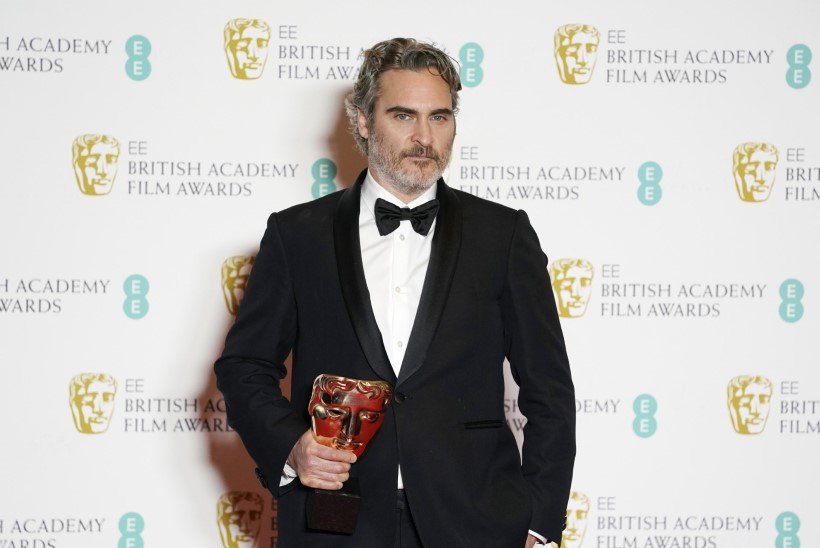 BAFTA | Joaquin Phoenix kriitilises tänukõnes: me saadame värvilistele sõnumi, et teid ei oodata siia