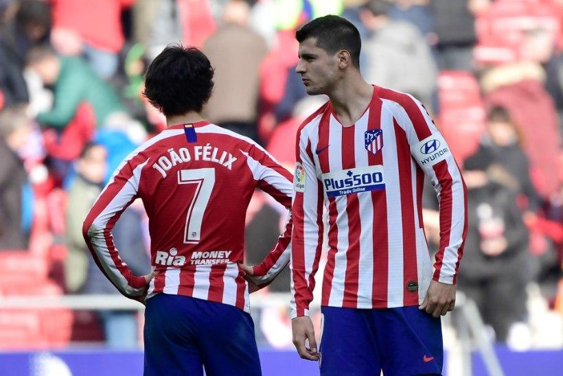Atletico põhiründaja võib kohtumisest Liverpooliga vigastuse tõttu kõrvale jääda