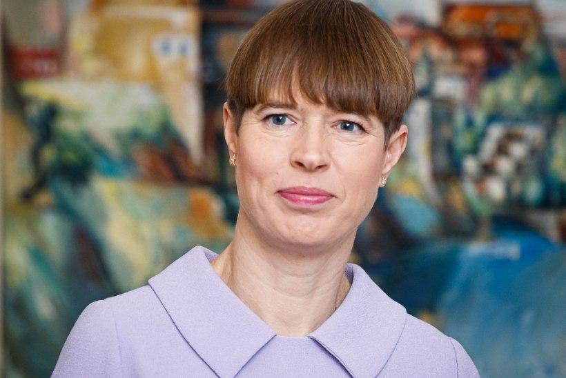 President Kaljulaid Agu Uudelepale: puhka nüüd, nüüd enam tõesti halvemaks minna ei saa