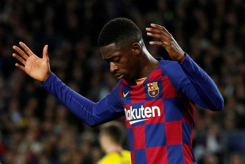 Tõsine ikaldus: Barcelona kaotas hooaja lõpuni veel ühe ründaja
