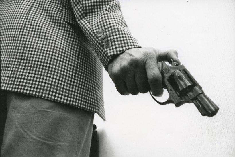 Tõnis Erilaiu lehesaba | Kuidas taheti tappa Eesti päritolu Nõukogude kuller