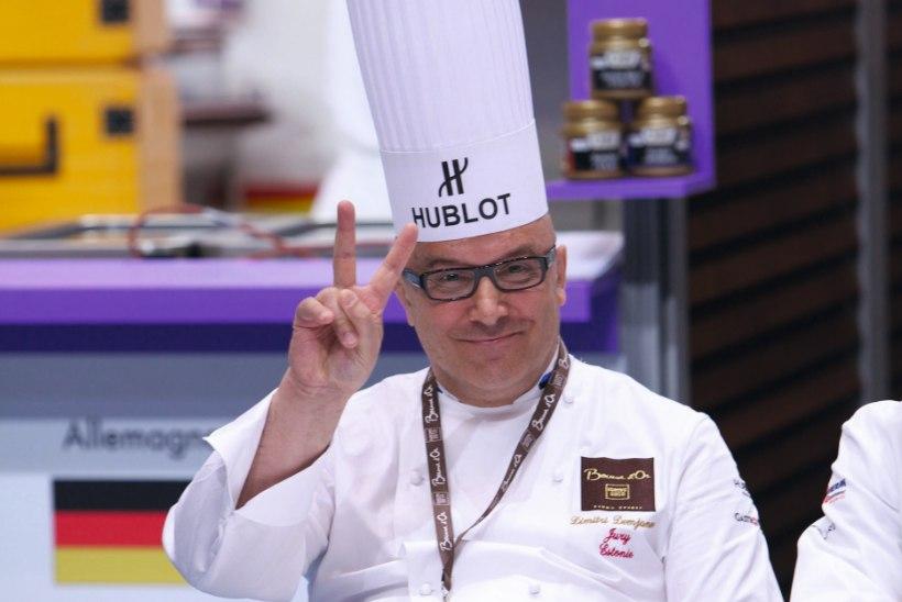 """ARVAMUS   Tippkokk Dimitri Demjanov: """"Puhast kohalikku toitu süües oled tervem, töökam ja õnnelikum!"""""""