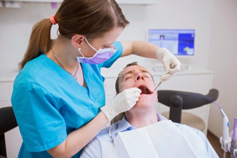 VÄHK VÕIB ARENEDA KA SUUS: hambaarstid soovitavad ebatavalisi muutusi kindlasti kontrollida