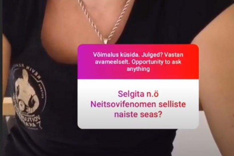 Silvia Ilves suhtest Paul Neitsoviga: mul pole kunagi olnud nii kehva voodipartnerit