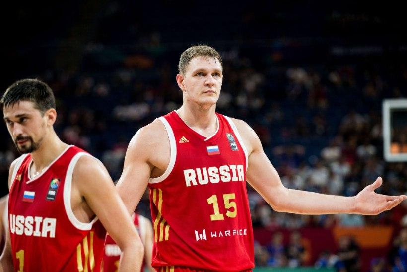 Tühjad pihud? Venemaa klubisse siirdunud endine NBA-mängija pole tänavu palka veel saanud