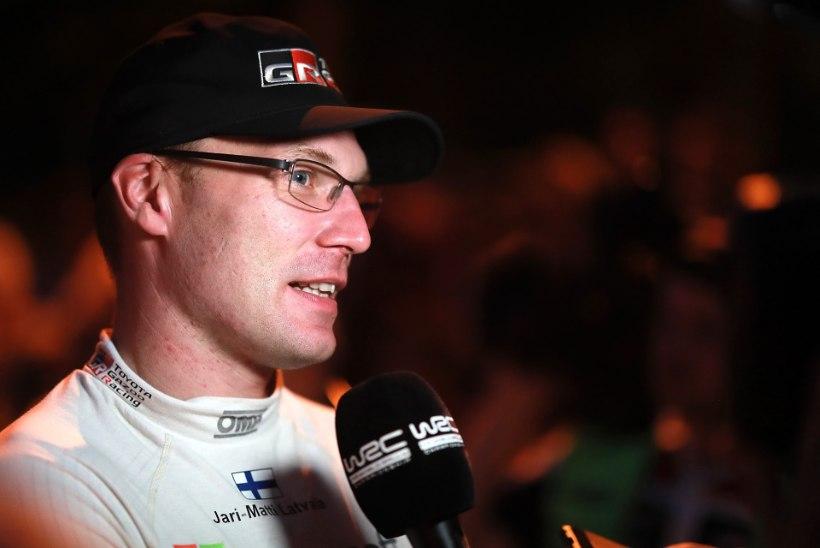 Soome ralliäss Tänaku avariist: õnneks on WRC masinad piisavalt turvalised