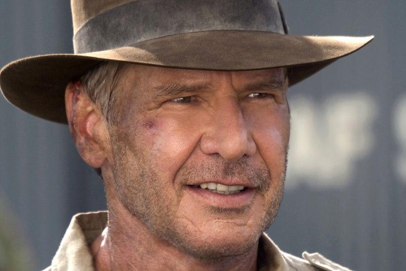 Harrison Ford jätkab Indiana Jonesi rollis!