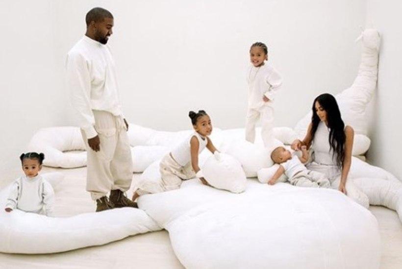 ÕÕVASTAV! Kimi ja Kanye minimalistlik kodu tekitab fännides õudu