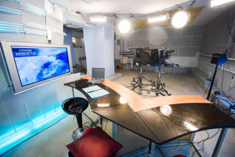KAHTLUS ÕHUS: Eesti ja Läti võimud puistasid Kremli-meelse telekanali PBK kontoreid