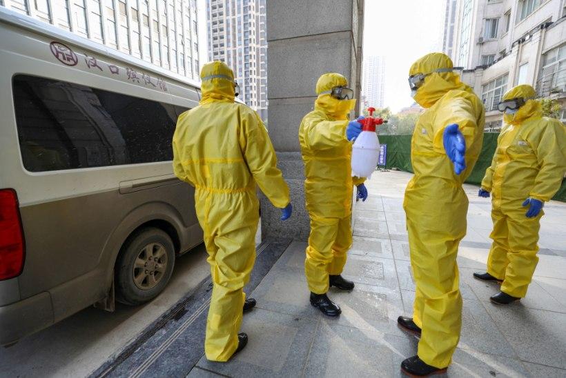 VIDEOD | 565 SURNUT: Wuhani viiruse ohvrite arv kasvab kiiresti. Hiina välisministeerium: paanikat ei ole vaja külvata