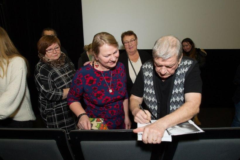 GALERII | Tallinna ülikoolis toimus Arvo Iho autoriõhtu