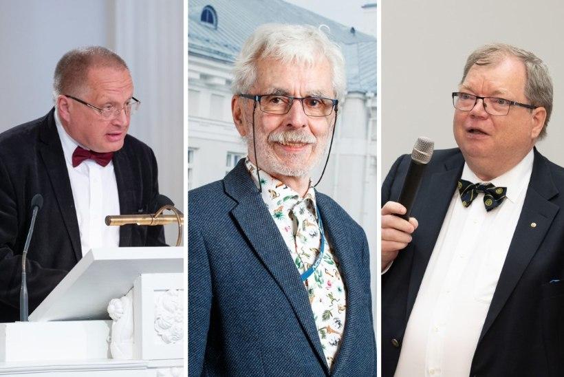 Teaduse elutööpreemia saavad Jüri Allik ja Richard Villems, teaduspreemia Andres Metspalu