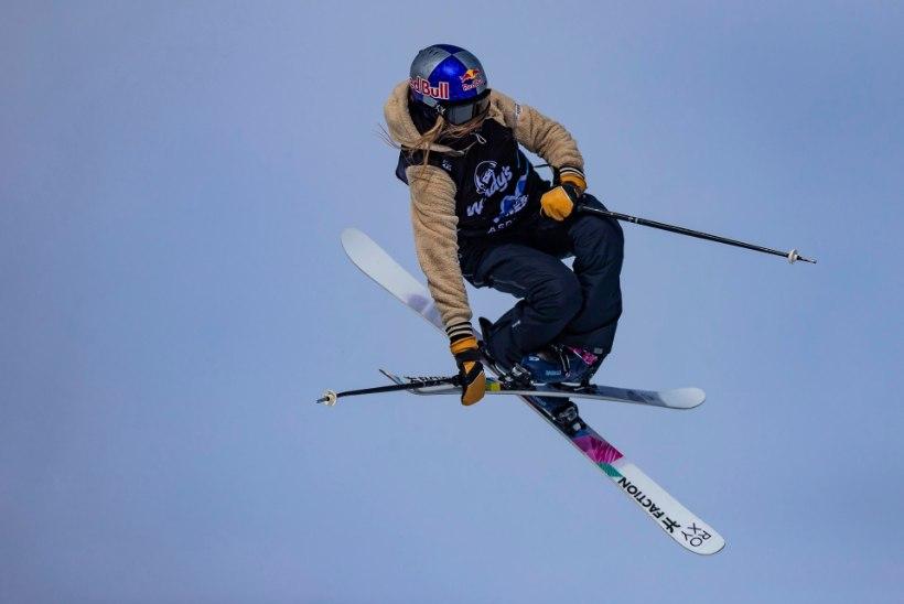 Kelly Sildaru start Dew Touril lükkub lumetormi tõttu edasi
