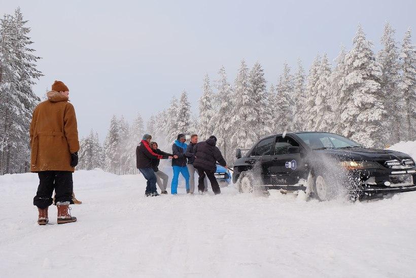 ÕL LAPIMAAL | Rovaniemi rallihullus: aju nõuab edasi kihutamist, magu anub pausi!